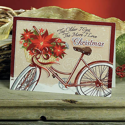 The More I Love Christmas Boxed Cards - Box of 25
