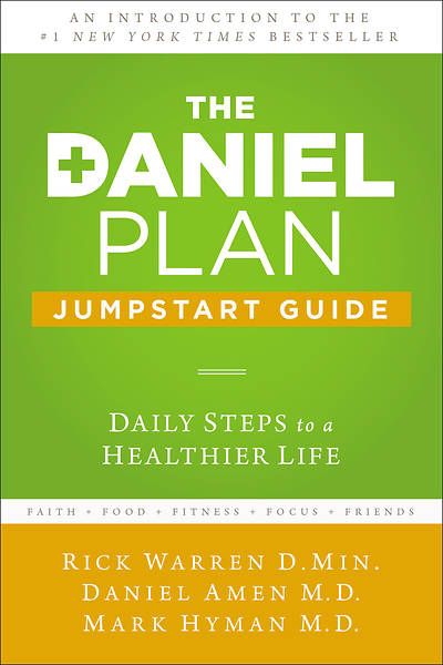 Picture of The Daniel Plan Jumpstart Guide