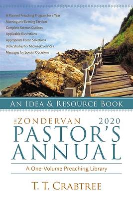 Picture of The Zondervan 2020 Pastor's Annual