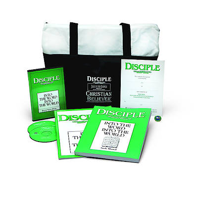 Disciple II Into the Word Into the World: Planning Kit