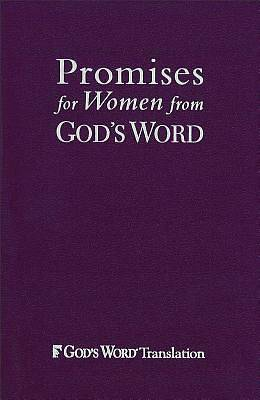 Promises for Women from Gods Word Purple Imitation Leather