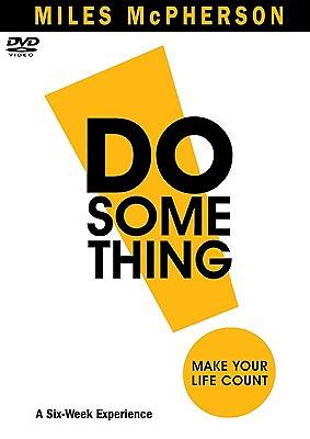 Do Something DVD