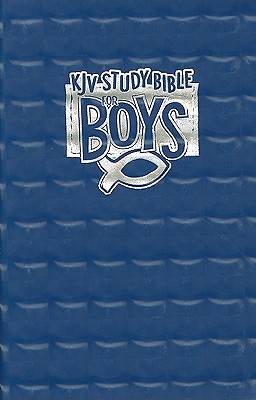 Bible KJV Study for Boys