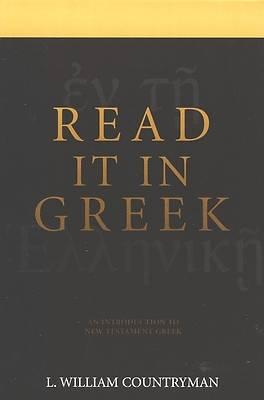 Picture of Read It in Greek
