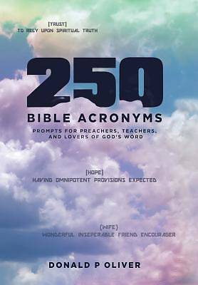 Picture of 250 Bible Acronyms