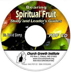 Bearing Spiritual Fruit