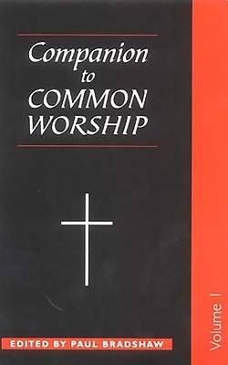 A Companion to Common Worship