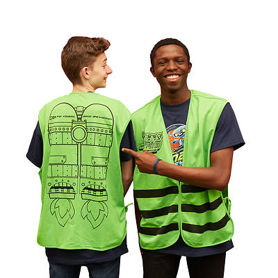 Picture of Vacation Bible School (VBS) To Mars and Beyond Leader Vest