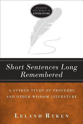 Picture of Short Sentences Long Remembered