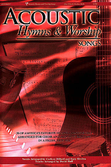 Acoustic Hymns and Worship Songs Choral Book