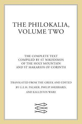 Philokalia Volume 2 Complete Text