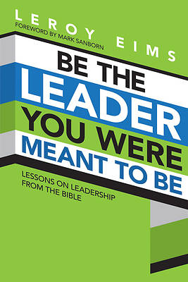 Picture of Be the Leader You Were Meant to Be