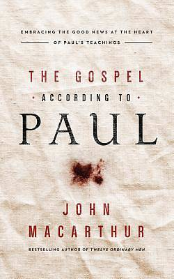 Picture of The Gospel According to Paul