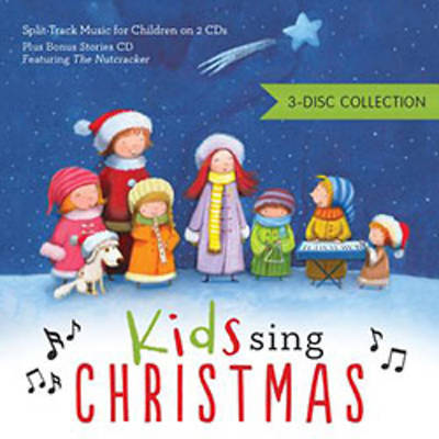 Kids Sing Christmas 3-Disc Collection
