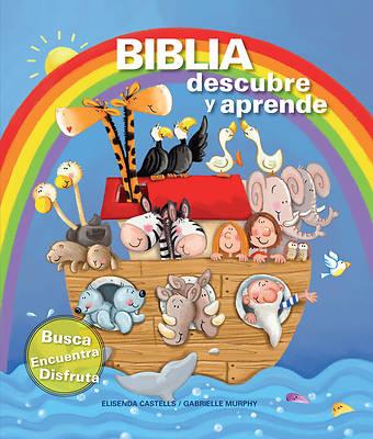 Picture of Biblia Descubre Y Aprende