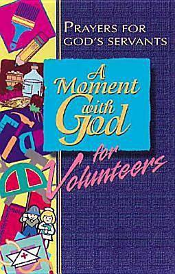A Moment with God for Volunteers - eBook [ePub]