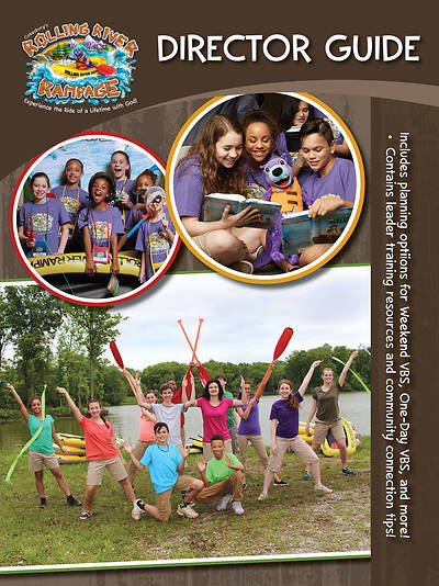 Vacation Bible School (VBS) 2018 Rolling River Rampage Director Guide Download