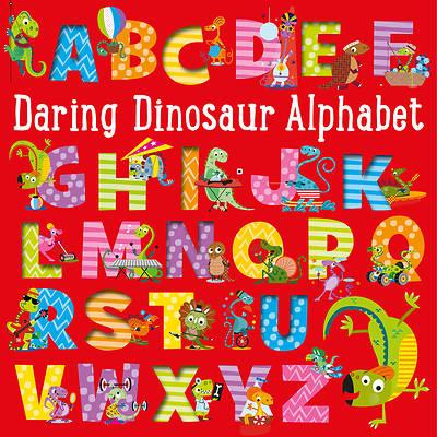 Picture of Daring Dinosaur Alphabet