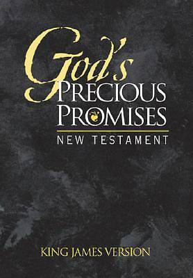 Picture of God's Precious Promises New Testament-KJV