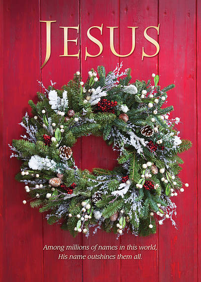 Picture of The Name of Jesus Christmas Boxed Cards