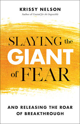 Picture of Slaying the Giant of Fear