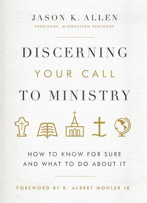 Picture of Discerning Your Call to Ministry