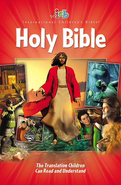 Big Red Holy Bible - Contemporary 3-D Art