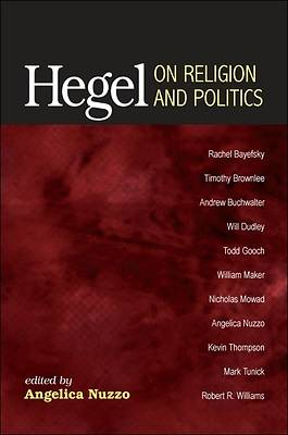 Picture of Hegel on Religion and Politics