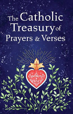 Picture of The Catholic Treasury of Prayers and Verses