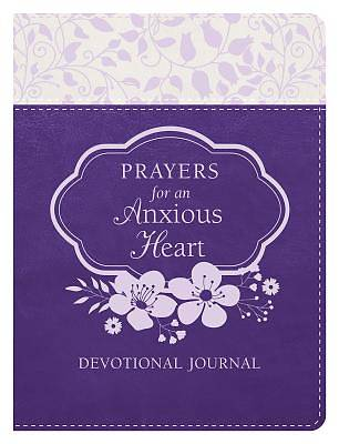 Picture of Prayers for an Anxious Heart Devotional Journal