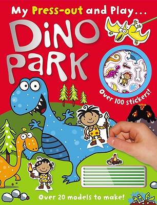 Picture of Press-Out and Play Dino Land