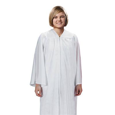 Picture of Cambridge White Confirmation Robe - Small