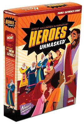Heroes Unmasked Fall Fest Kit