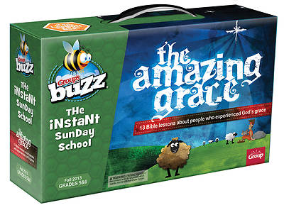 Groups Buzz Grades 5&6 Amazing Grace Kit Fall 2013