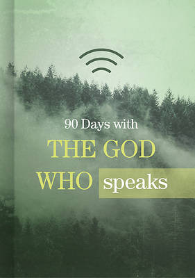 Picture of 90 Days with the God Who Speaks