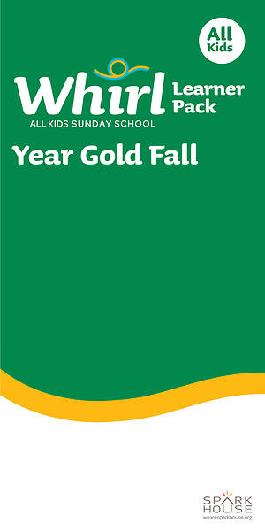 Whirl All Kids Leaflet Year Gold Fall