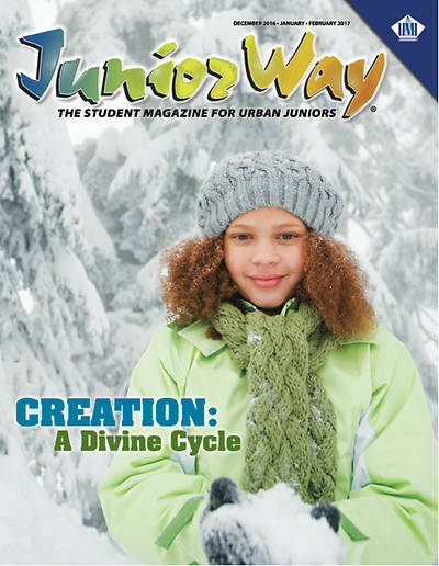 Picture of UMI Juniorway Student Magazine Winter 2016-17