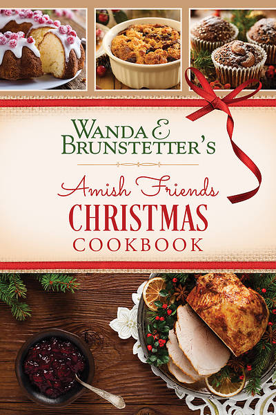 Picture of Wanda E. Brunstetter's Amish Friends Christmas Cookbook