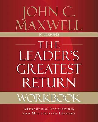 Picture of The Leader's Greatest Return Workbook