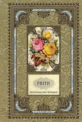 Faith Devotional New Testament New Living Translation