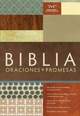 Picture of Biblia Oraciones y Promesas-Rvc