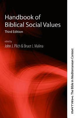 Picture of Handbook of Biblical Social Values, Third Edition