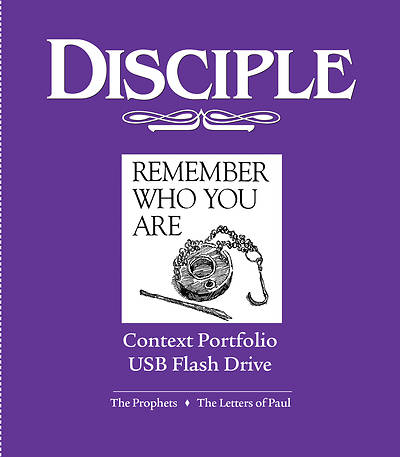 Disciple III Remember Who You Are Context Portfolio USB Flash Drive
