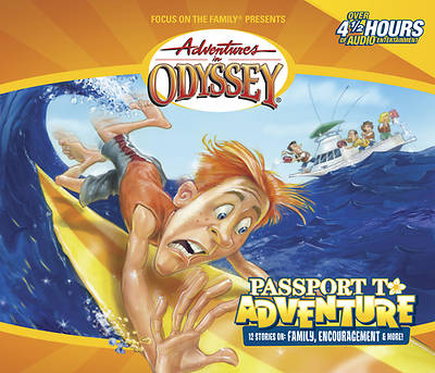 Picture of Passport to Adventure