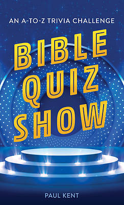 Picture of Bible Quiz Show