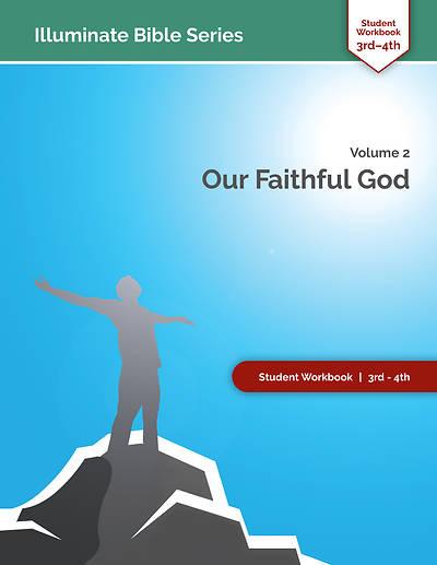 Picture of Home School Illuminate Bible Series Student Workbook Grades 3-4 Volume 2