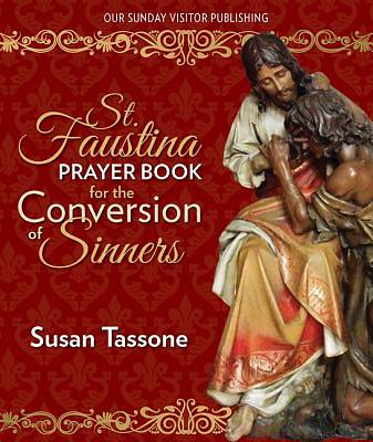 Picture of St. Faustina Prayer Book for the Conversion of Sinners