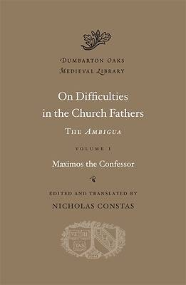 Picture of On Difficulties in the Church Fathers