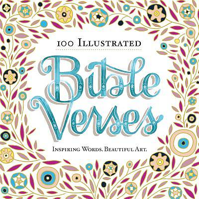 Picture of 100 Illustrated Bible Verses