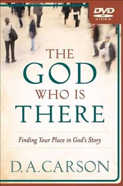 The God Who Is There DVD